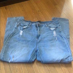 FASHION NOVA jeans size 14